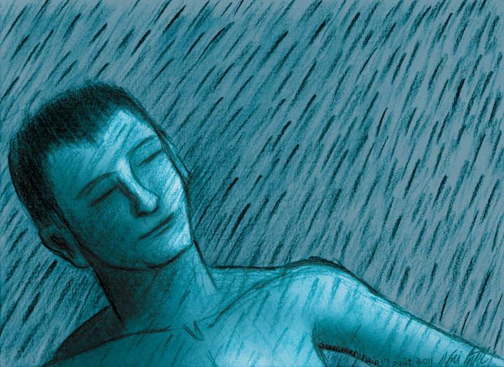 021 - Summer rain