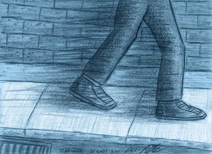 024 - Night walk
