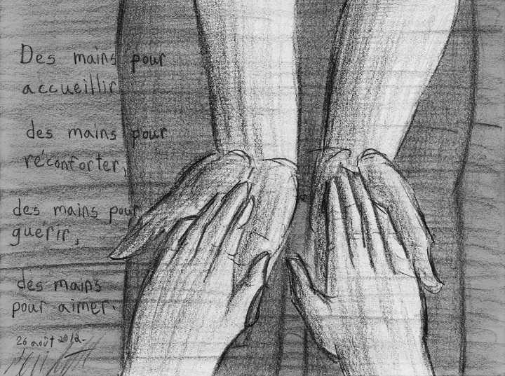112 - Des mains