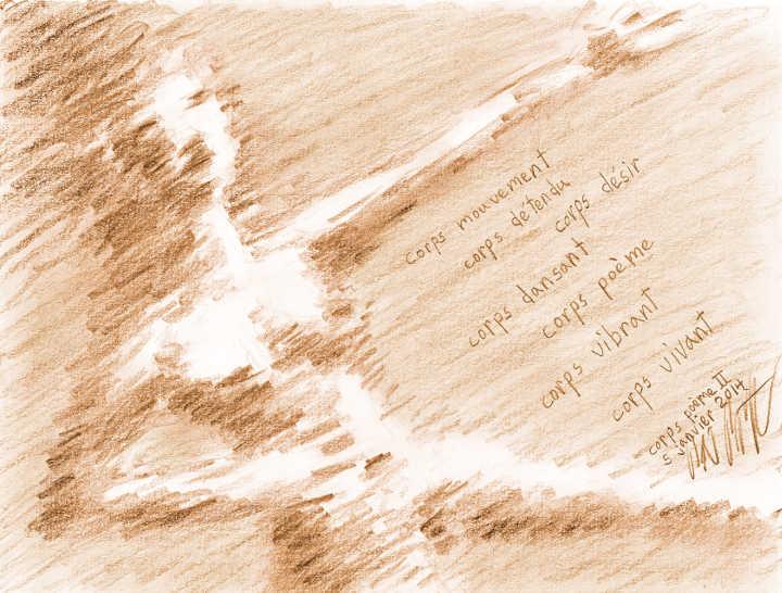 137 - Corps poème II