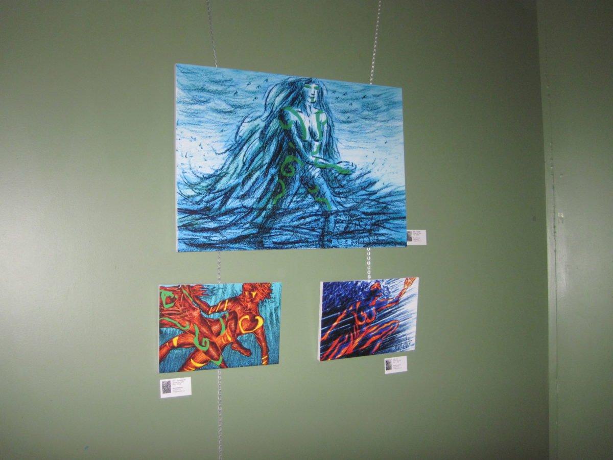Exposition à la Barberie: des photos