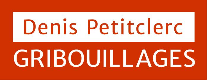 Denis Petitclerc Gribouillages