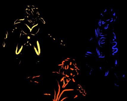 308 - Enfants des étoiles - Trio