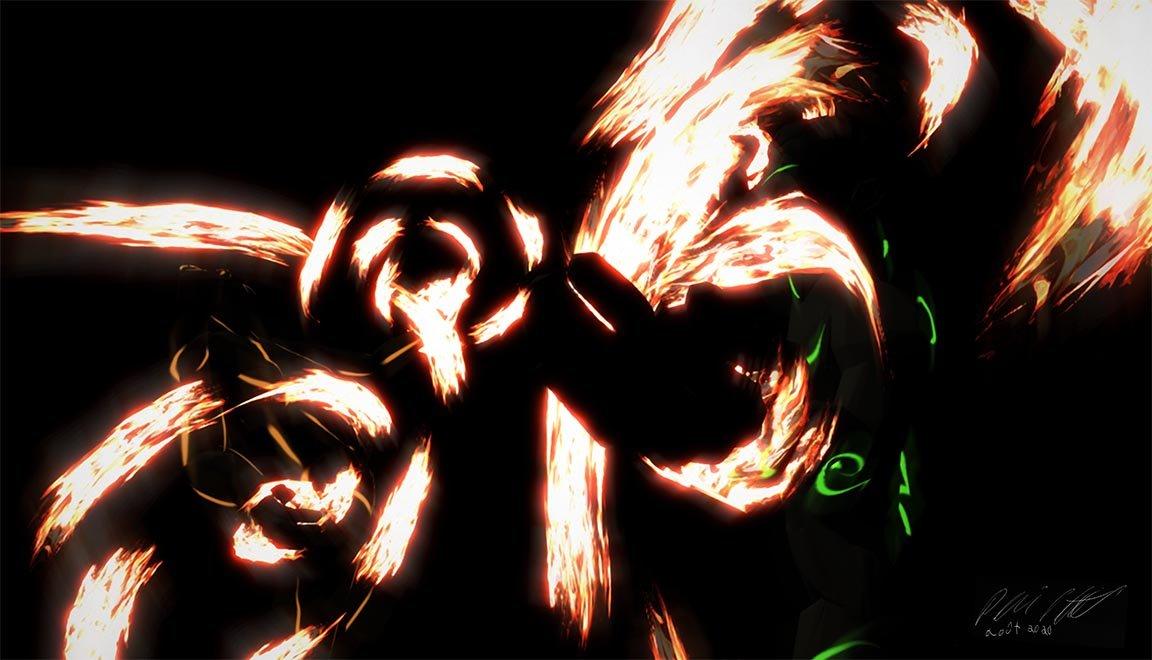 317 - Danse du feu 2